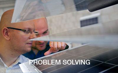 Hands on Problem Solving