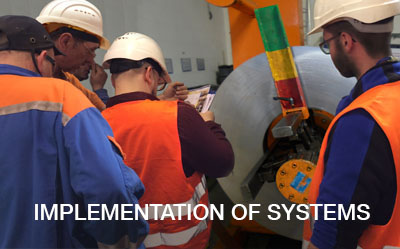 Implementation of Systems